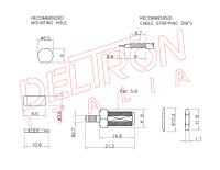 SMA-15L-TGG - Deltron Italia